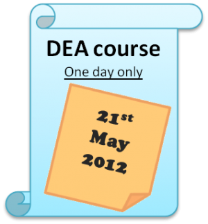 DEA course - one day only