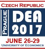 DEA2017: University of Economics, Prague in the Czech Republic, on June 26 to 29, 2017