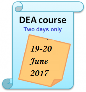 Aston DEA Course – Two days training