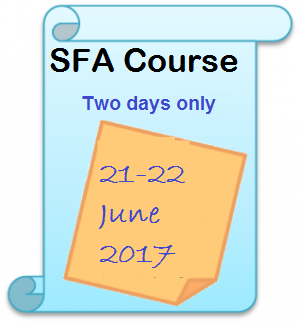 Aston SFA Course – Two days training