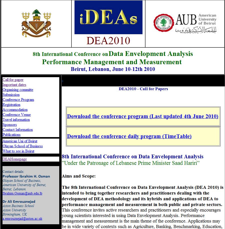 DEA2011
